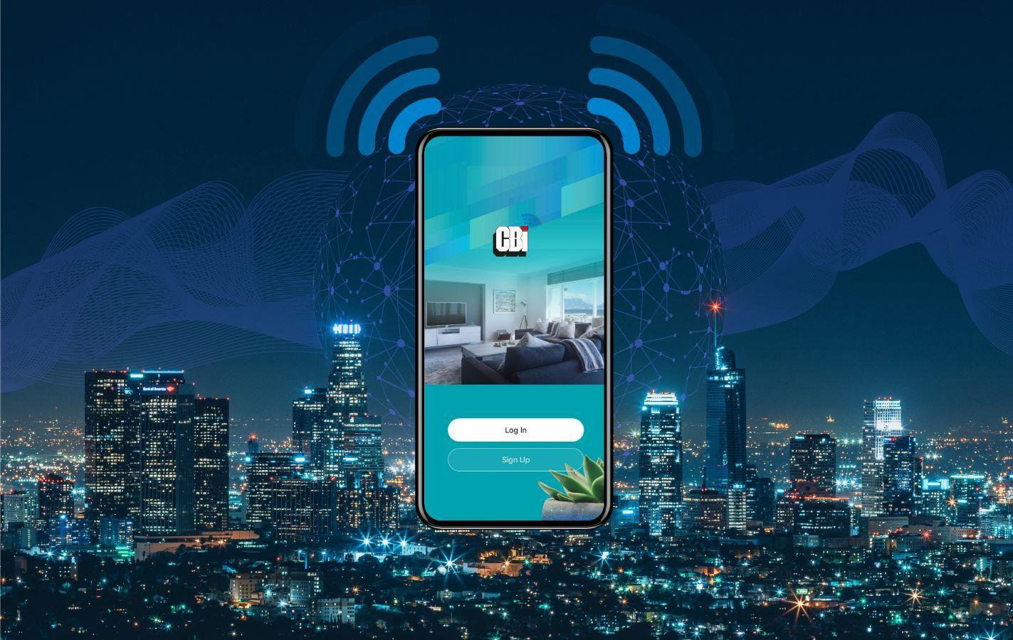 CBI Astute range smart city