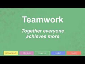 CBI - Our Values